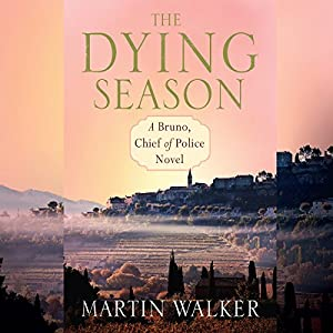 The Dying Season Audiobook