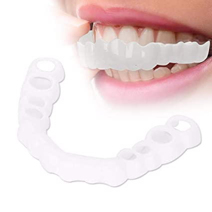 YXT Cosmetic Fake Tooth Comfort Fit Flex Teeth Veneers