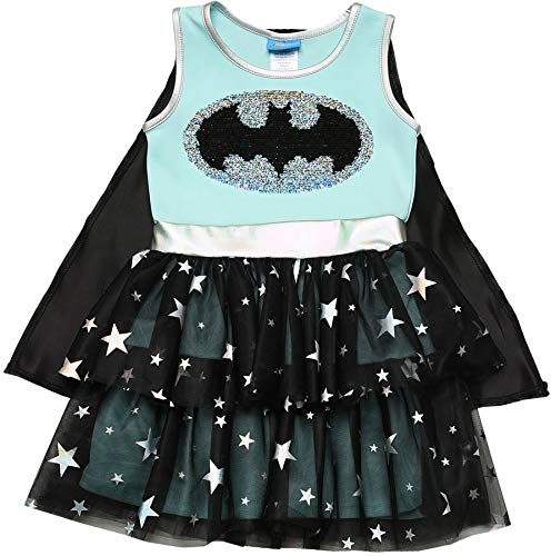 DC Comics Costume Dress Up Sequin Logo