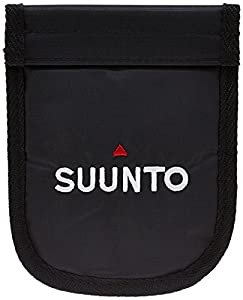 Suunto Zubehör TANDEM NYLON POUCH, schwarz, One size, SS018267000