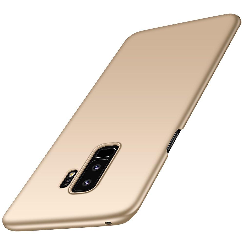 anccer Funda para Samsung Galaxy S9 Plus [Serie Colorida] [Ultra ...