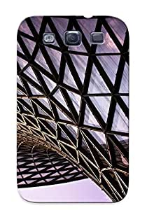 Fashion Tpu Case For Galaxy S3- Glimpse Of The Future Defender Case Cover For Lovers