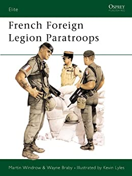 Amazon com french foreign legion paratroops elite ebook martin