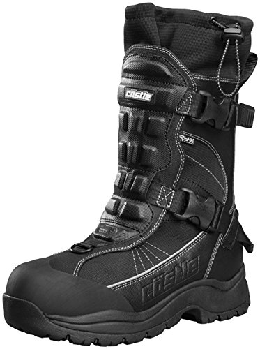 Castle X Barrier 2 Mens Snowmobile Boot - Gray - 7 by Castle X