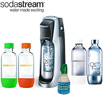 SodaStream Fountain Jet Soda Maker Set