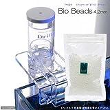 Bio Beads バイオビーズ(含水ゲルポリマーろ材) 4.2mm 100ml