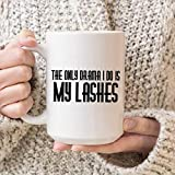 Makeup Addict | Gift-for-Mom | Quotes about Beauty | Gift for Bestfriend | Stylist Gift Makeup Mug | Hairdresser Gift | Lipstick Holder