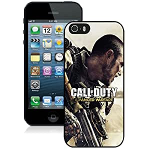 Beautiful And Unique Designed Case For iPhone 5 With Call Of Duty Advanced Warfare Phone Case