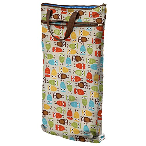 Planet Wise Hanging Wet/Dry Bag, Owl