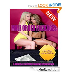 Male Order Packages - Exciting Erotic Short Story (XXX - Adult Content) Rabia Elsanchez