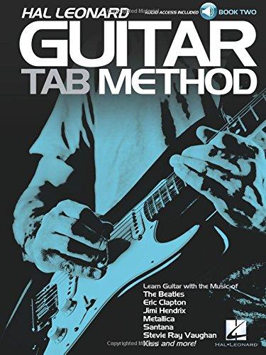 - Hal Leonard Guitar Tab Method - Book 2