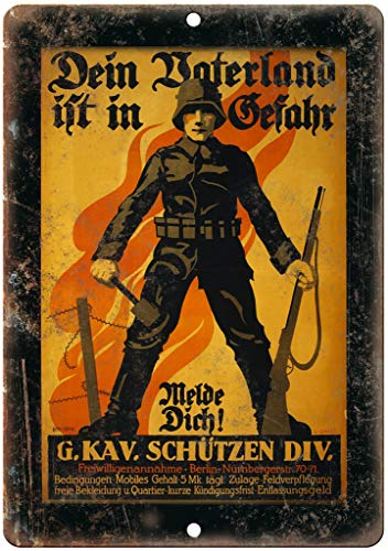 Vintage German WW2 Poster Art 12