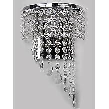 ZQ Character design Crystal Wall Sconces , Modern/Contemporary E12/E14 Metal , 110-120v