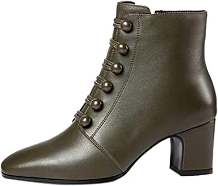 2019 New Women's Ankle Boots, Limsea