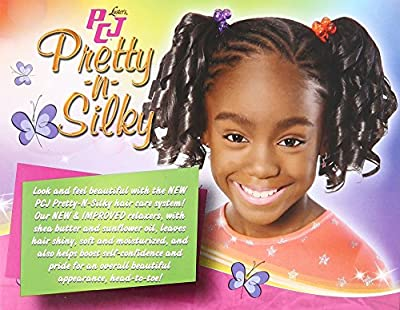 Luster's PCJ Pretty N Silky No Lye Conditioning Relaxer Children's, Regular