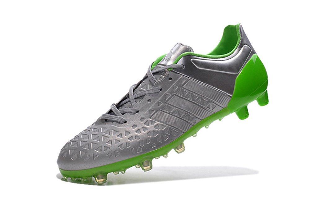 Herren ACE 15,1 FG silber Niedrig Fußball Schuhe Fußball Stiefel