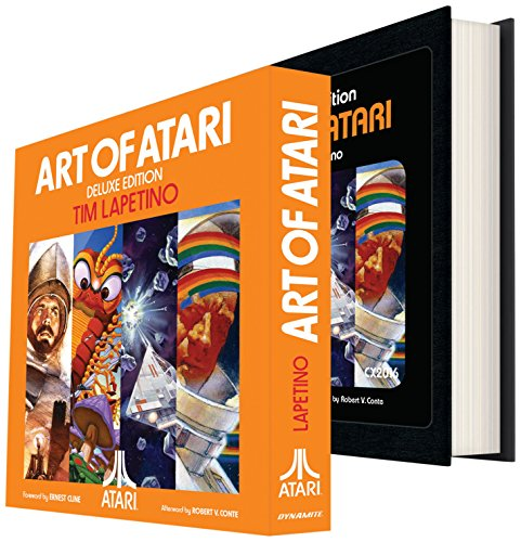 ART OF ATARI Limited Deluxe Edition by Dynamite Entertainment