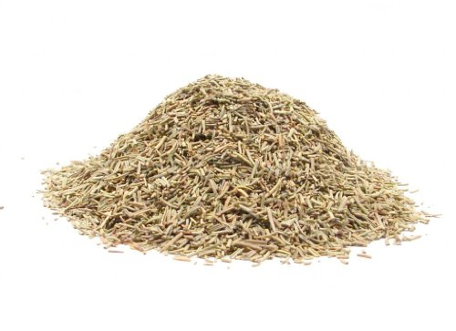Rosemary, Cut and Sifted-4Lb-Uniform Small Sized Cut Rosemary Leaf by Red Bunny Farms