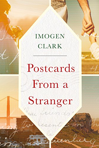 postcards from a stranger kindle edition by imogen clark