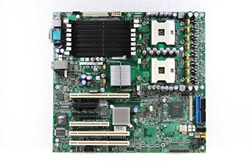(Intel E7520 SE7520BD2 Dual Socket 604 DDR2 800FSB Server Motherboard D10351-450)