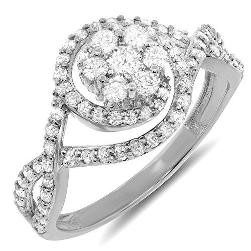 0.75 Ct Diamond Ring - 9