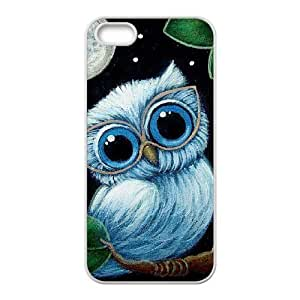 Owl Unique Fashion Printing Phone Case for Iphone 5,5S,personalized cover case ygtg527283