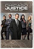 DVD : Chicago Justice: Season One