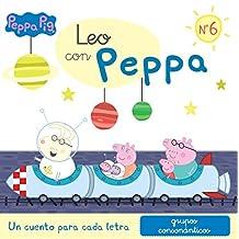 Un cuento para cada letra: grupos consonánticos (Leo con Peppa 6)