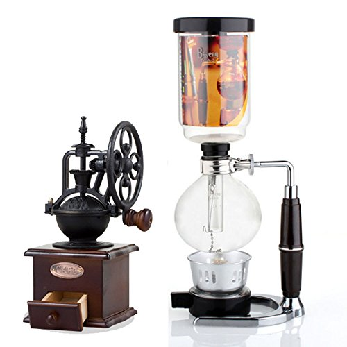 3 burner coffee machine - 9