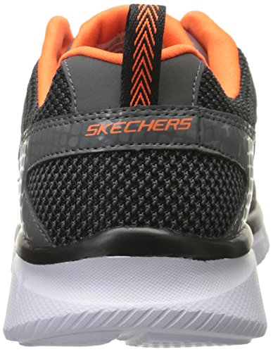 Skechers Equalizer Game Point - Zapatillas de deporte Niños Gris (Gris/Orange)