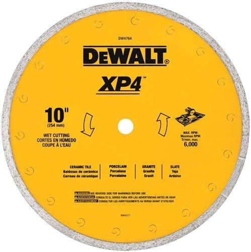 DEWALT DW4764 Diamond Blade