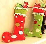 Zerowin Cute Elf Boots Shoes Socks Christmas