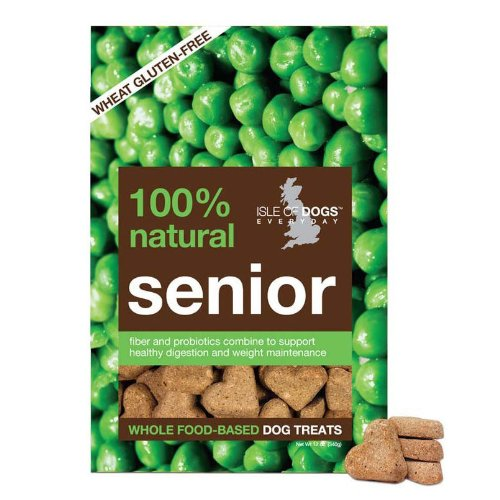 Isle of Dogs Senior Biscuit 12-ounce Dog Treats