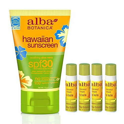 Alba Botanica Hawaiian Sunscreen - 9
