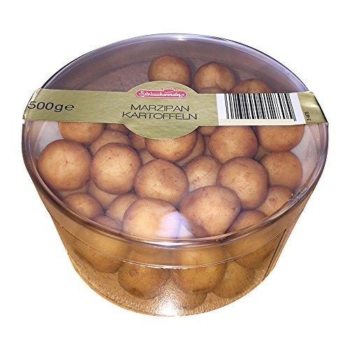 Schluckwerder - Marzipan-Kartoffeln - 500g