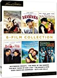Samuel Goldwyn Collection (Guy and Dolls/Pride of the Yankees/Wuthering Heights/Bishop's Wife/Hans Christian Andersen/Best Years of Our Lives) (DVD)