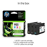 HP 951 Ink Cartridges Instant Ink Prepaid Code