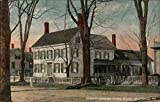 Original Vintage Postcard: Harriet Beecher Stowe House Brunswick, MaineCurt Teich CoState: ME (Maine)City: BrunswickCounty: Cumberland CountyType: Postcard, Divided BackUnusedPublished by James F SnowCondition: (Please view the product photos...