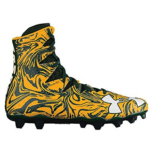 Under Armour UA Highlight Lux MC Green/Gold Men's Football for sale  Delivered anywhere in USA