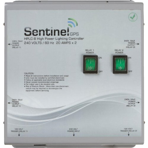 Sentinel SEHPLC-8   High Power Lighting Controller by Sentinel