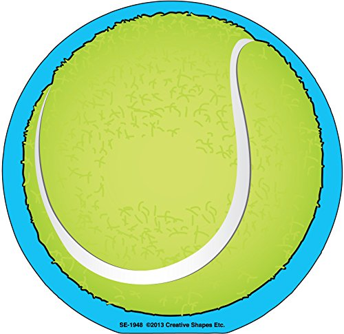Tennis Ball Large Notepad