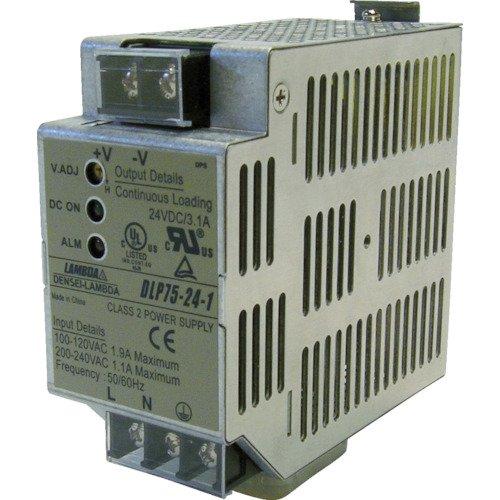 TDKラムダ FA用DINレール取り付けAC-DC電源 DLPシリーズ 120W DLP120-24-1   B01AB4DM5O