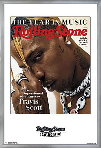 Trends International Rolling Stone - Travis Scott 19 Wall Poster 24.25