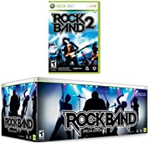 Rock band 2 - special edition (microsoft xbox 360, 2008) | ebay.