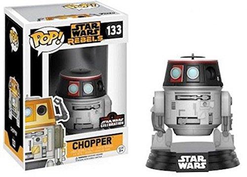 Funko Pop! Star Wars Rebels- Chopper