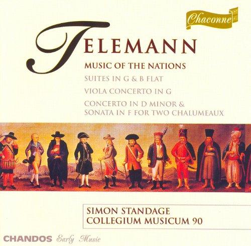 Telemann: Suite in G Major,
