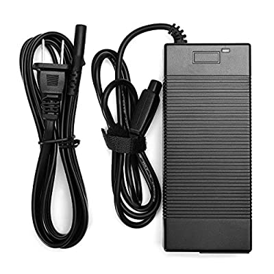 HEYDO,UL-Listed/Certification Scooter Universal Charger For Two Wheels Electric Scooter,Necessary For Your Hoverboard,Output 42V 2000mA 2.5A High Speed Electric Universal AC Adapter Charger