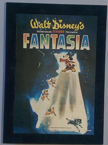 Walt Disney's Technicolor Feature Presentation FANTASIA Music Box 1940-1995 ()