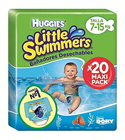 6b615920a Huggies Little Swimmers  Amazon.es  Salud y cuidado personal