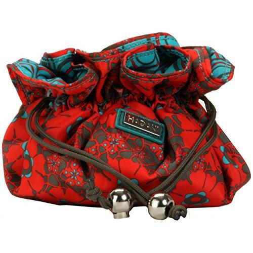 Hadaki by Kalencom Women's Jewelry Sack,Primavera Lacey,US